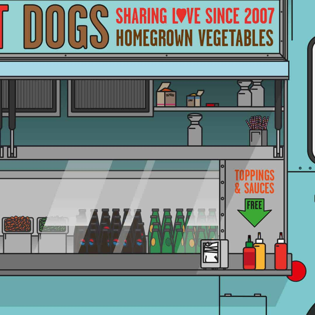 HEALING HOT DOGS