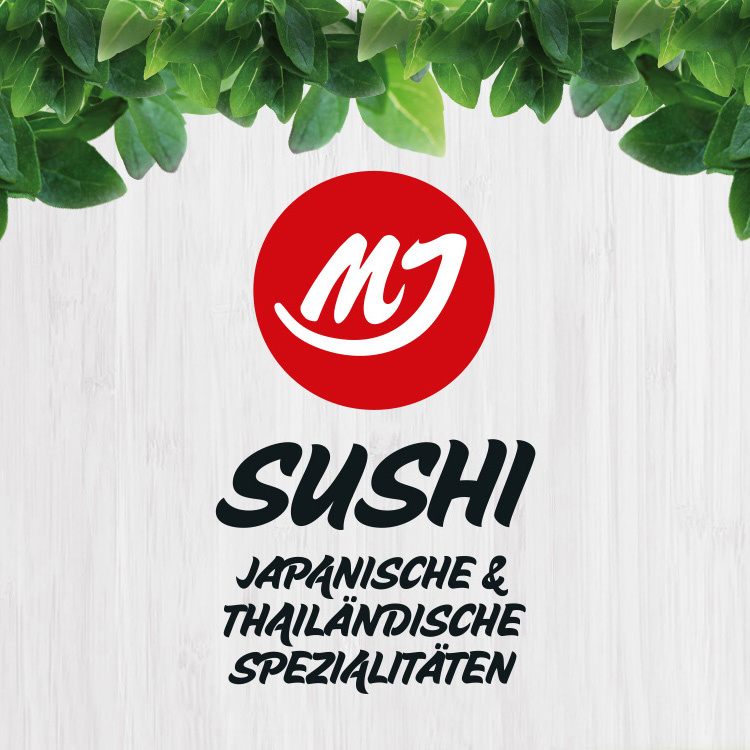 MJ SUSHI RELAUNCH